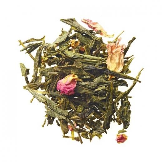 the vert vanille et fleurs de cerisier box the envouthe envoutheque