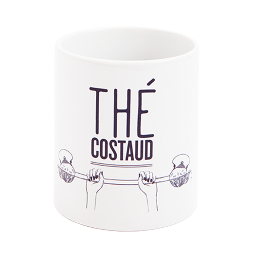 Mug Thé Costaud 300 mL
