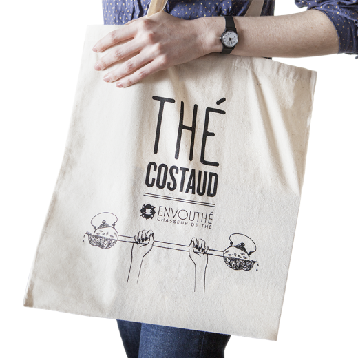 Tote-Bag Thé Costaud box the envouthe boutique