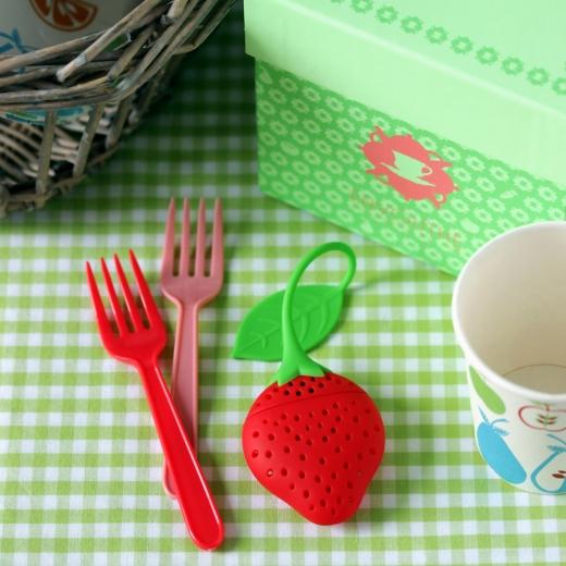 Infuseur fraise box the envouthe surprise