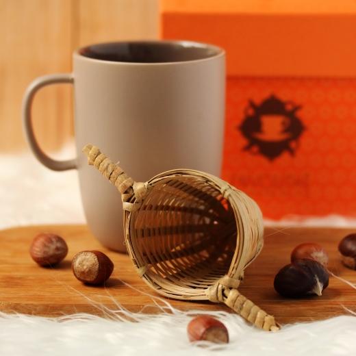 Passe-thé en bambou box the envouthe surprise
