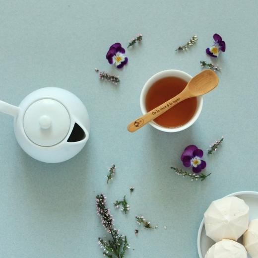 Cuillère à sachets de thé box the envouthe surprise