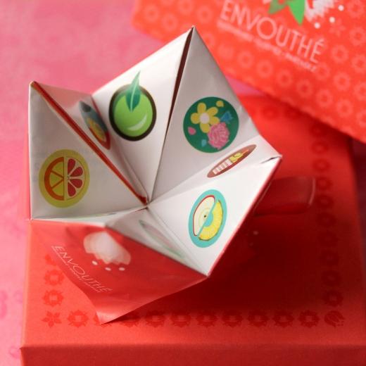 cocotte en papier box the envouthe surprise