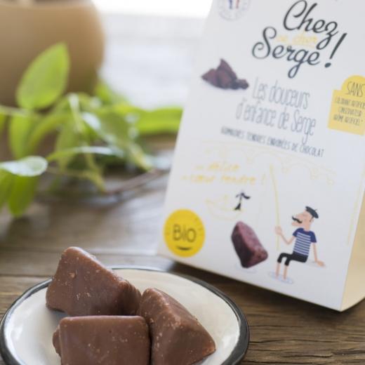 Guimauves au chocolat bio box the envouthe surprise