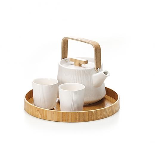 Set de thé MALWINA théière 1 L tasses 200 mL plateau box the envouthe boutique