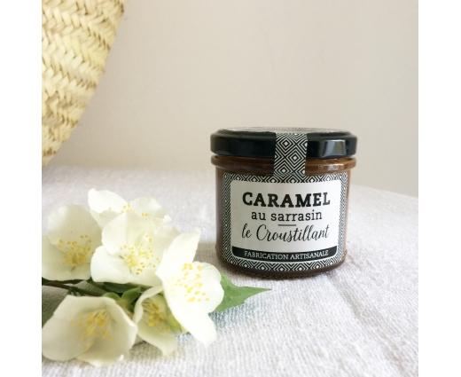 Pot caramel crousillant