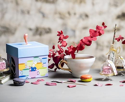 Teatime in Wonderland