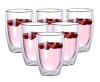 Mug double paroi isolé en verre