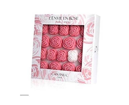 Sucre Français Rose Pur Canne