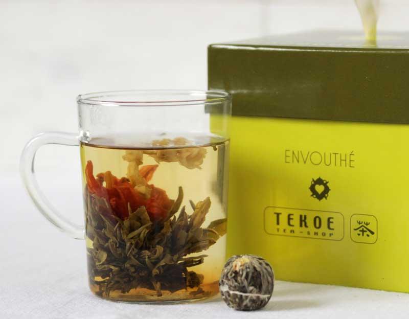 Les fleurs de thé   mode d emploi - La préparation du thé - Envouthe.com 31e24404f4a