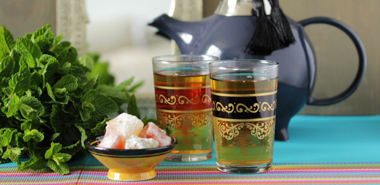 Recette de thé à la menthe traditionnel