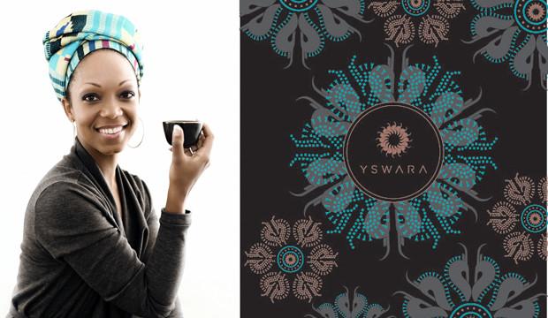 Portrait de Swaady Martin-Leke, créatrice d'Yswara