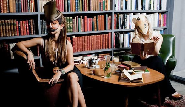 Découvrez l'Used Book Café chez Merci