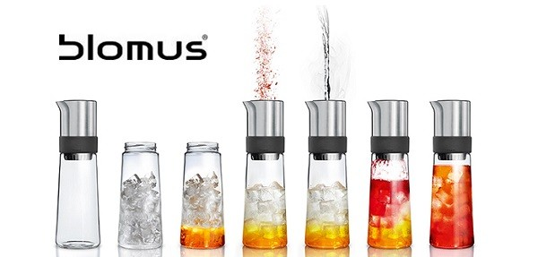 "Iced-tea Maker ""Tea-Jay on the rocks"" de Blomus"