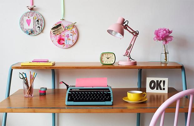 Un bien joli bureau
