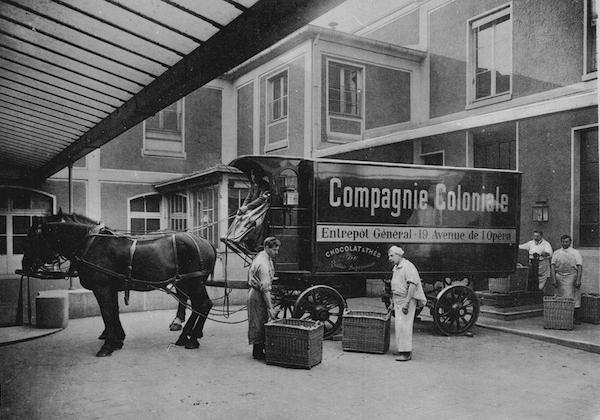 Les livraisons de Compagnie Coloniale
