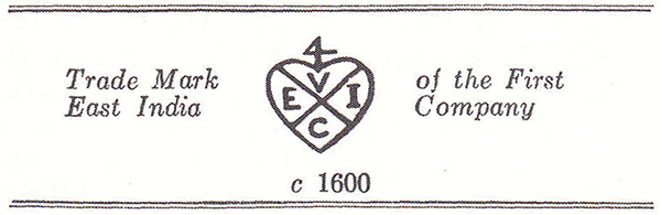 Trade Mark East India of the First Company
