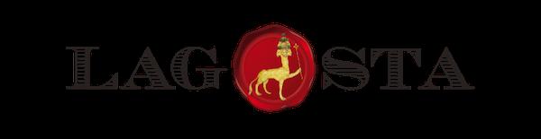 Le logo de la marque Lagosta