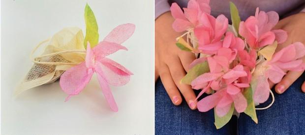 """Fabriquer le sachet """"fleur"""" avec Willow Day traduit chez Gabulle In Wonderland"""