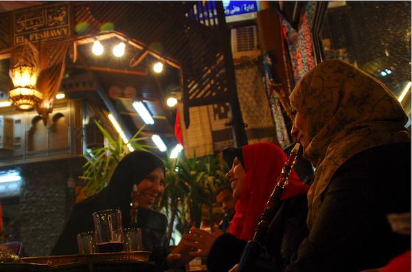 L'emblématique café El Fishawi, au Caire
