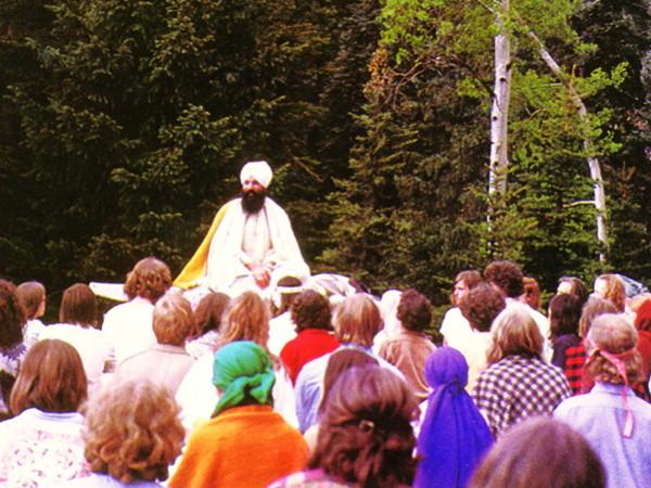 Yogi Bhajan, l'inspiration de Yogi Tea