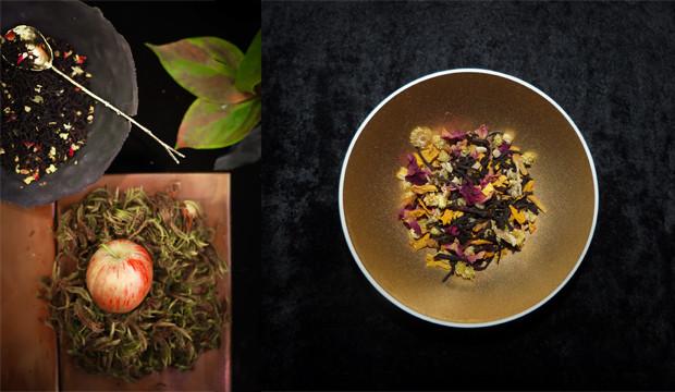 L'ambiance des thés d'YSWARA