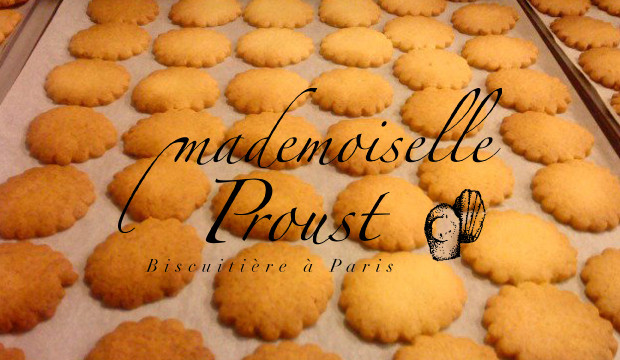 Les galettes bretonnes Oriane de Mademoiselle Proust