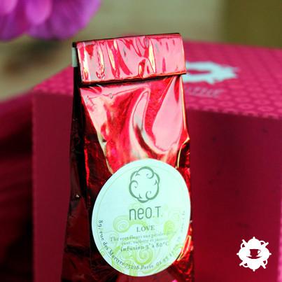 Le thé Love de neo.T.