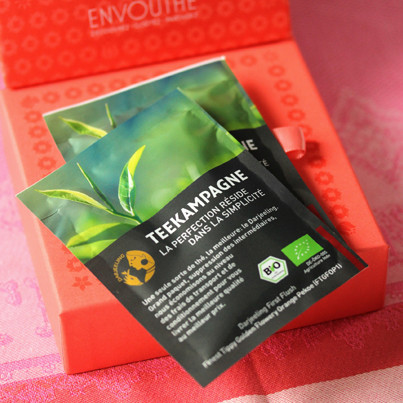 Darjeeling First Flush de Teekampagne Box Maman et moi