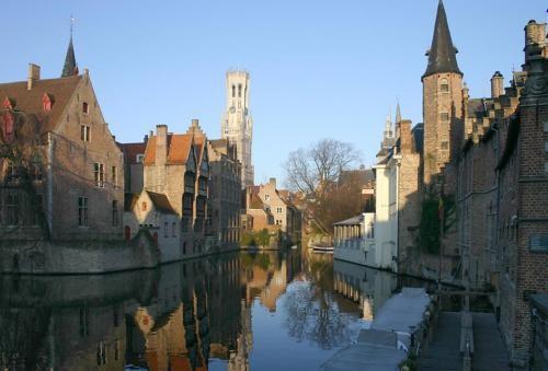 Bruges , Belgique.