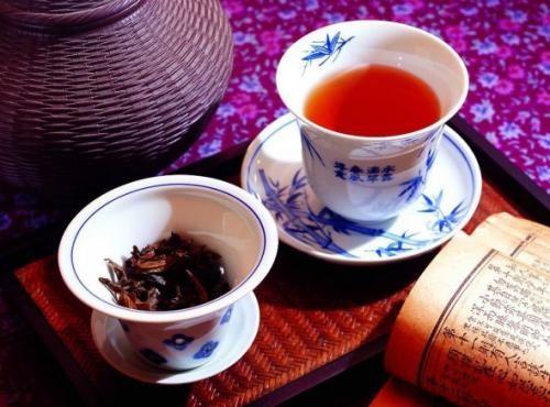 Service à thé en porcelaine chinoise