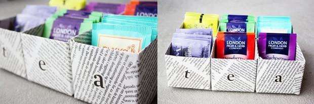 Comment créer une boîte à thé DIY avec Morning Creativity