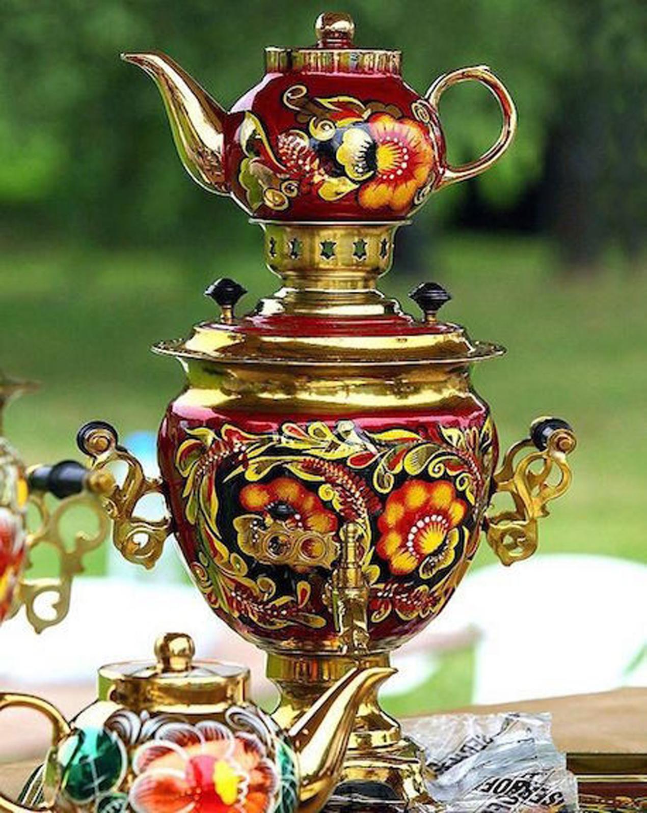 Le Samovar russe, 300 ans de tradition - Russia Beyond FR