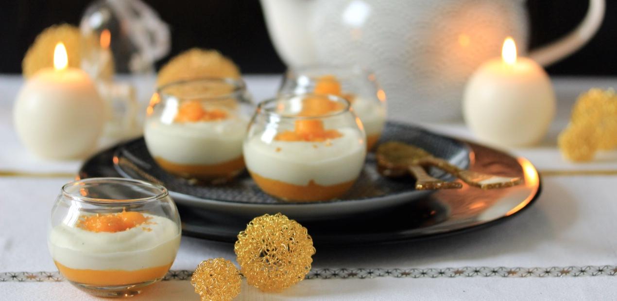 Box Noël Chic - Dessert au thé - Boules fruitées de Noël au thé Jingle Bells d'Envouthé