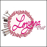lorynna make up box the envouthe