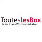 toutes les box box the envouthe