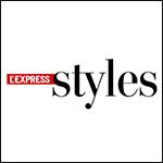 l express style logo box the envouthe