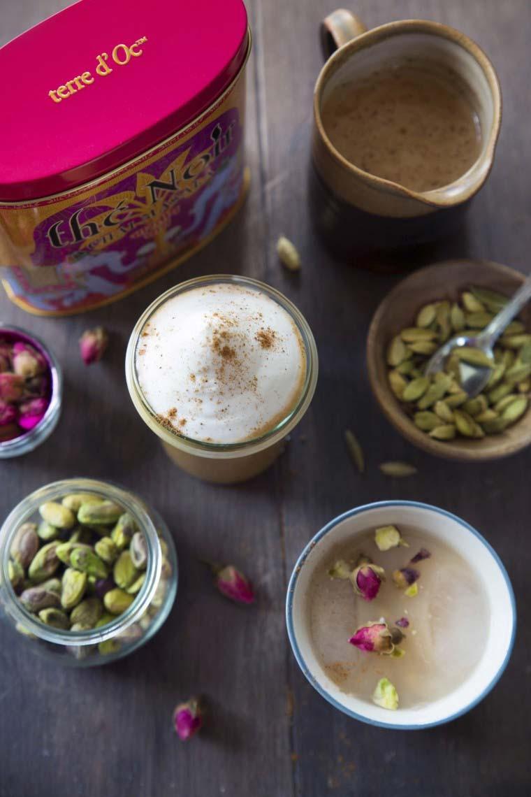 Thé Chaï | Crédits Photo Terre d'Oc