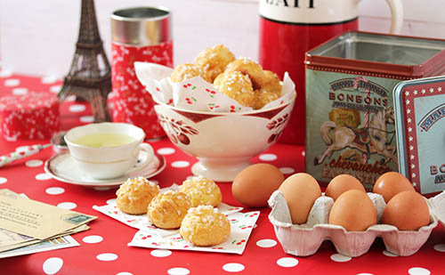 tour de france box the envouthe recette chouquettes