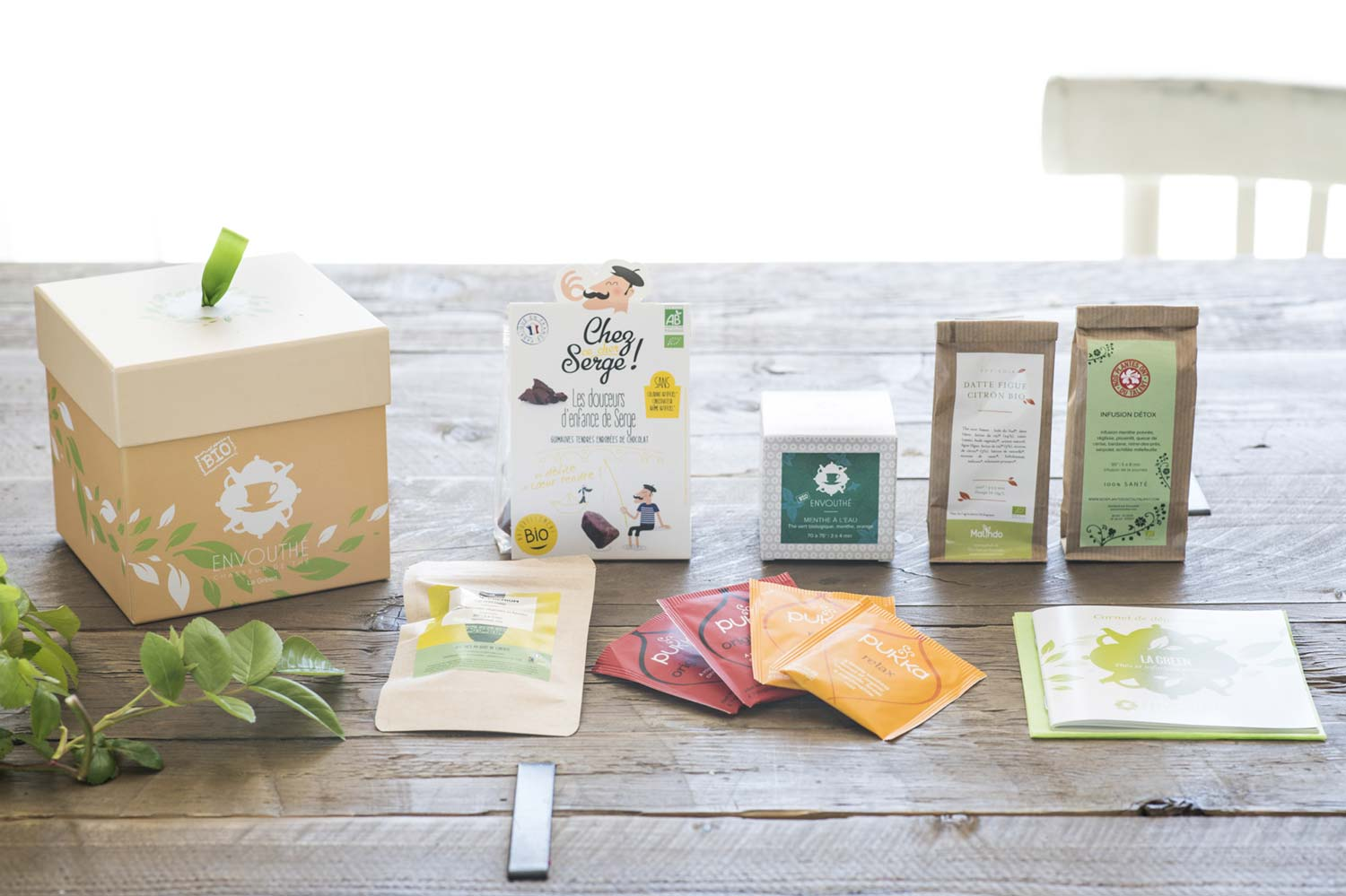 la green box the envouthe bio biologique